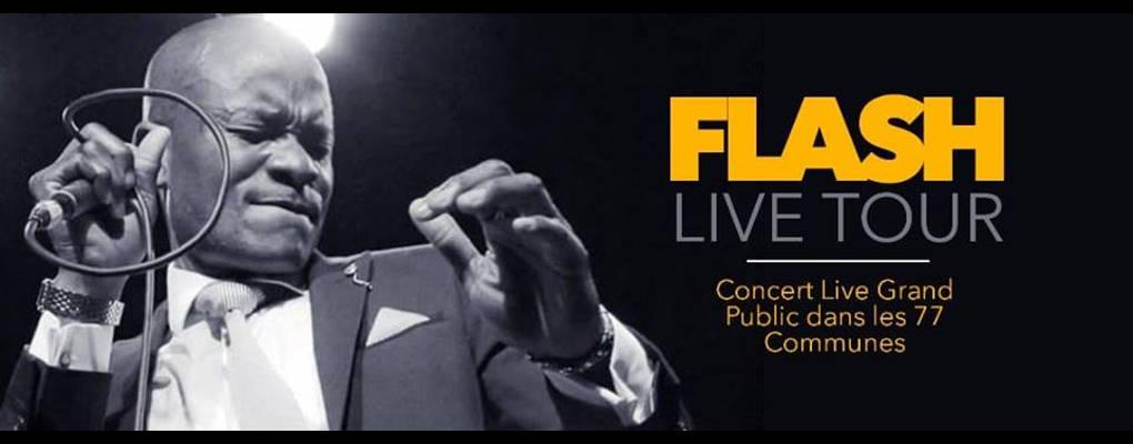 Bénin: Richard Flash et d'autres artistes en concert dans les 77 communes