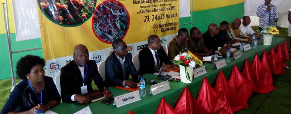 Benin – Economie: Ouverture du forum des marchés régionaux à Djakotomey