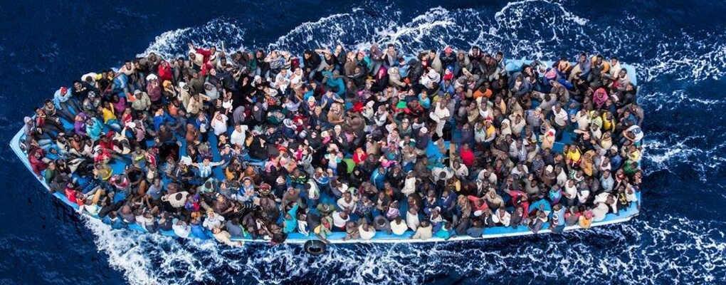Immigration : une étude européenne contredit la thèse de l'invasion africaine