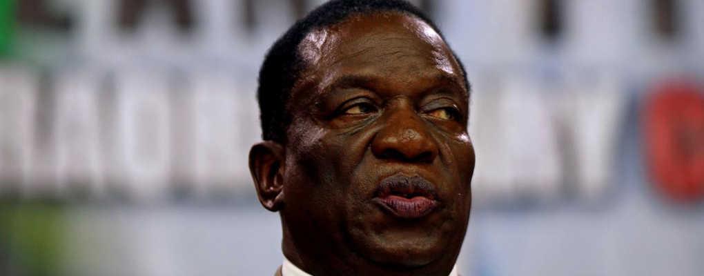 Zimbabwe : Emmerson Mnangagwa précise la date des élections présidentielles