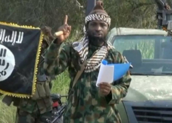 Abubakar Shekau (Photo DR)