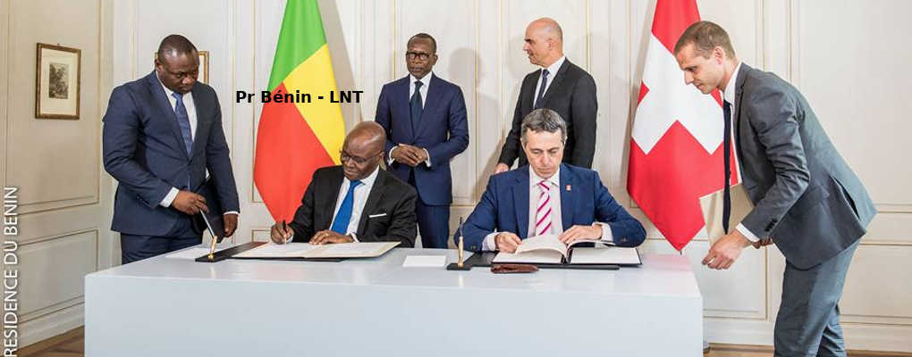 Bénin: Le gouvernement béninois obtient 47 milliards de francs Cfa de la Suisse