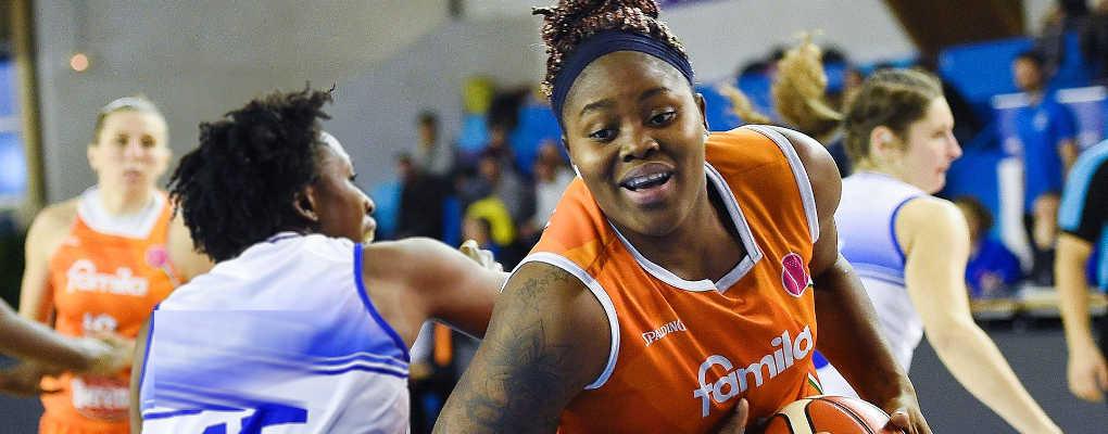 Basket-ball :  Isabelle Yacoubou remporte le championnat d'Italie avec Famila Schio