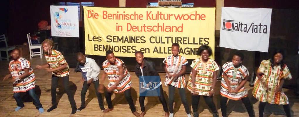 Aita/Iata : Ashakata du Bénin au Festival mondial du théâtre d'enfants