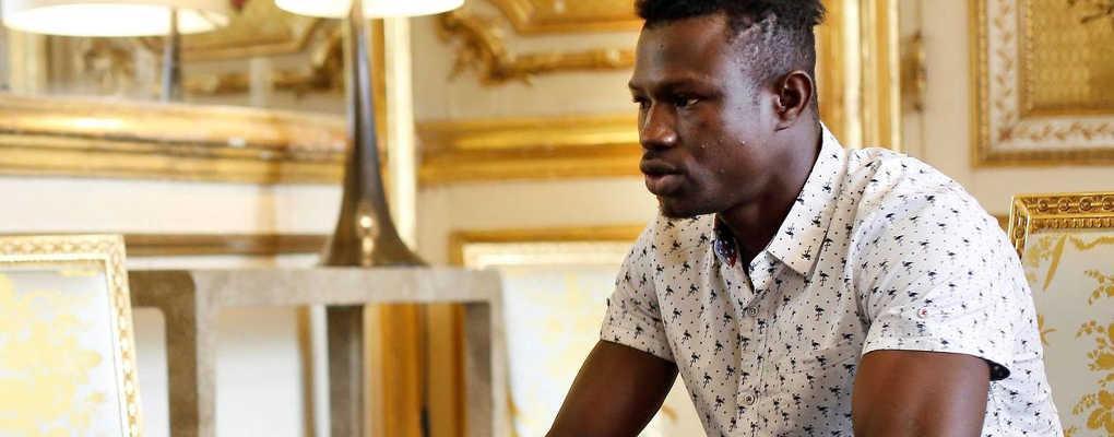 France : Mamoudou Gassama a été victime d'esclavage en Libye