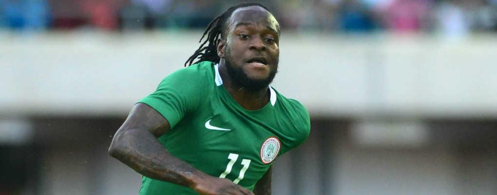 Nigeria: Victor Moses ne jouera plus pour les Super Eagles