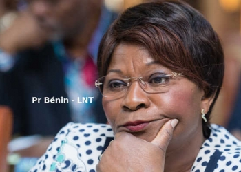 La Ministre de l'enseignement supérieur béninois