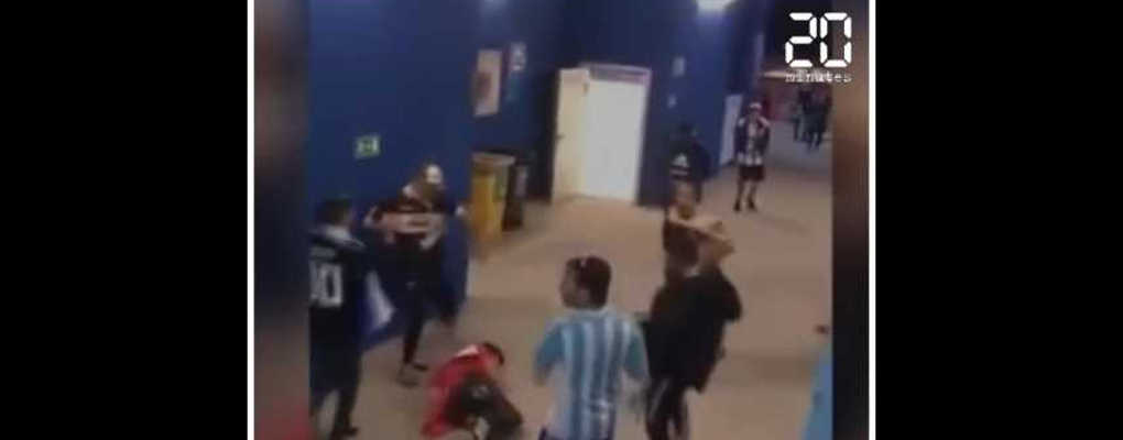 Coupe du monde : des supporters de l'argentine et de la croatie se battent après un match