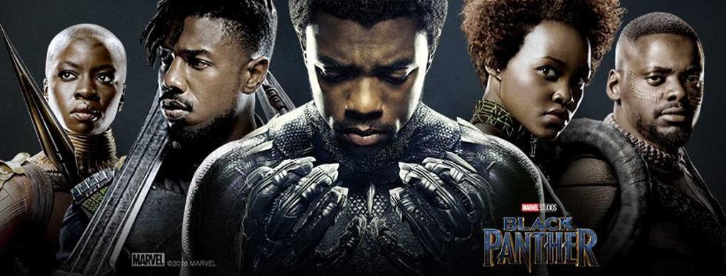 MTV Movie Awards : Black Panther rafle quatre trophées