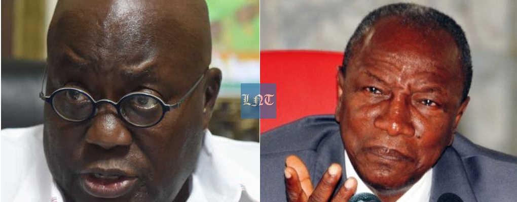 Togo : Nana Akufo-Addo et Alpha Condé en mission pour sauver la paix