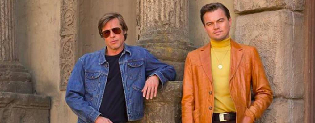 USA : Quentin Tarantino réunit Léonardo DiCaprio et Brad Pitt