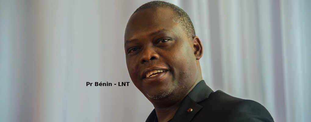 Bénin : Choc entre l'He Djènontin et Edouard Loko sur Africa 24