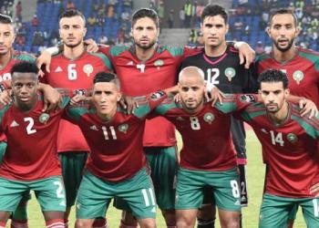 Photo d'illustration équipe Maroc