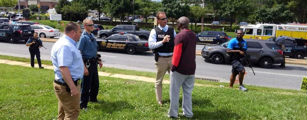 USA: nouvelle fusillade dans les locaux d'un journal