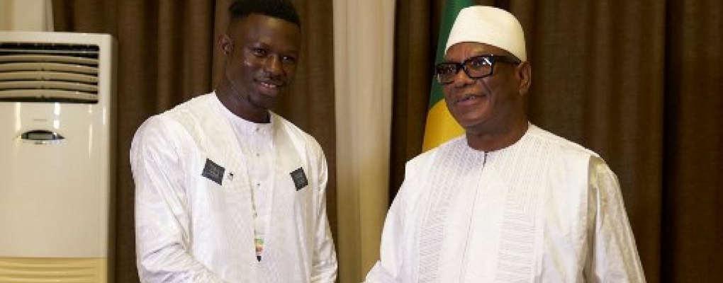 Mali : Mamoudou Gassama, l'ami des présidents