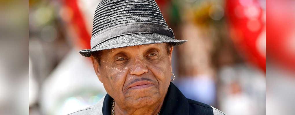 Usa : Décès de Joe Jackson, père de Michael ce matin