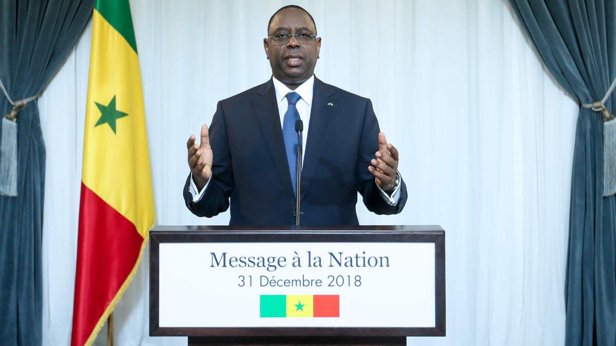 Dette envers la Chine : Macky Sall appelle les Africains à ne pas s'inquiéter