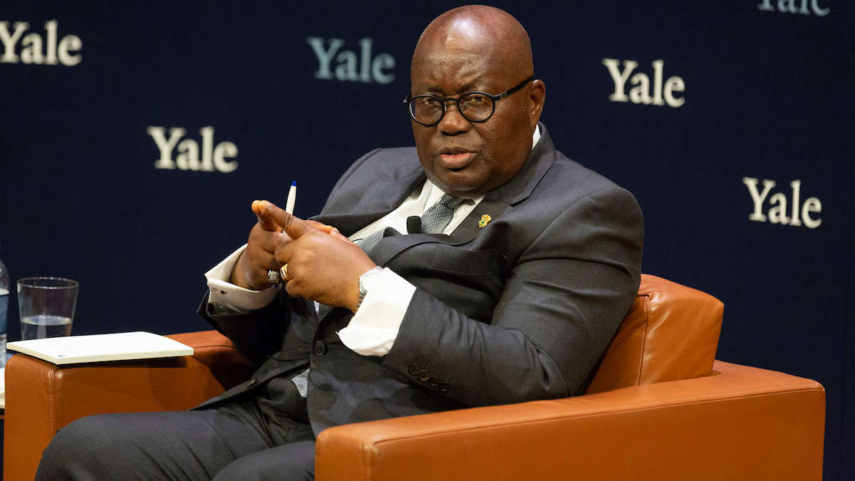 Ghana : Nana Akufo-Addo limoge son ministre de l'énergie