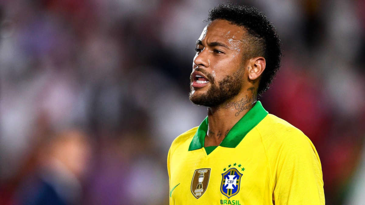 Neymar (Photo DR)