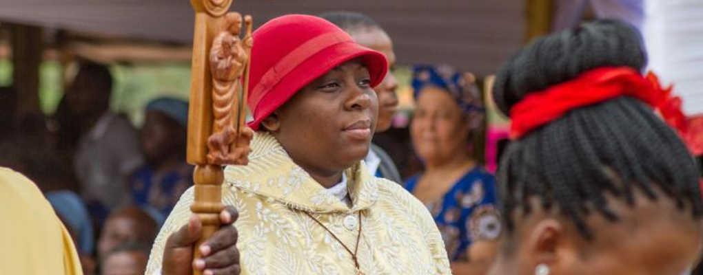 Bénin : Parfaite de Banamè parle de Patrice Talon et menace le Vatican