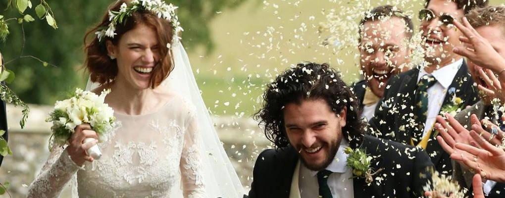 Cinéma : Jon Snow et Ygritte amoureux dans « Game of thrones » se sont mariés