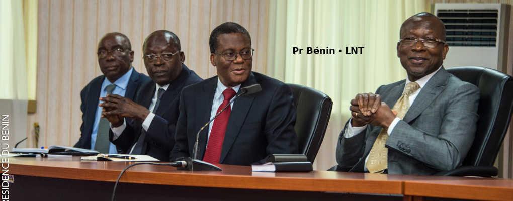 Bénin : Compte rendu du Conseil des Ministres du 22 Août 2018