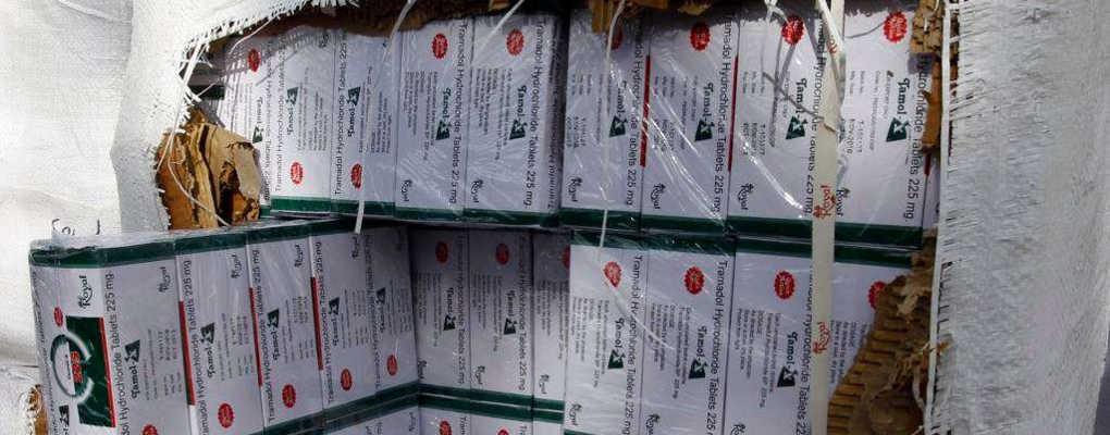 Nigéria : saisie de 35 conteneurs d'antidouleurs utilisés comme drogue