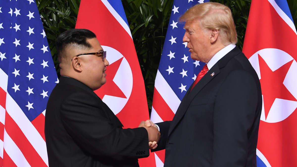 Maison-Blanche : Kim Jong-Un prend la place de Macron
