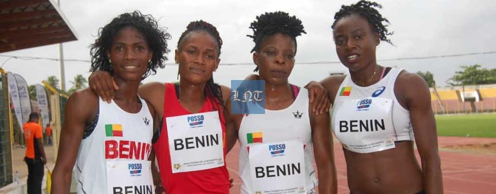 Athlétisme / 25e édition du Tournoi de la solidarité : Le Bénin s'en sort avec 49 médailles