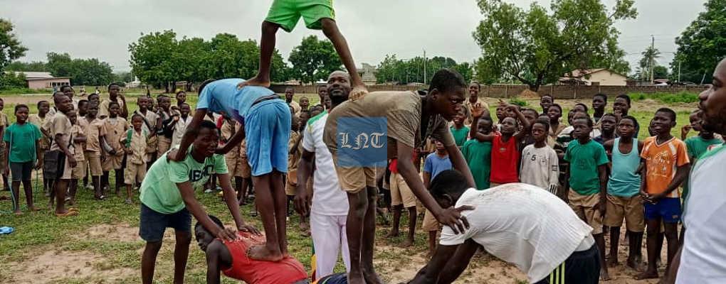 Bénin / Gymnastique : De nouveaux talents décelés à Savalou