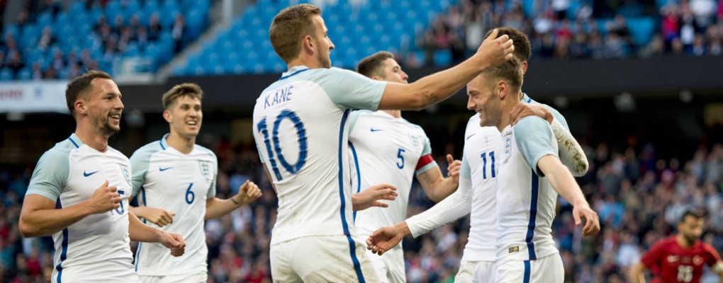 28 ans après, l'Angleterre de nouveau en demi-finale d'une Coupe du monde de football