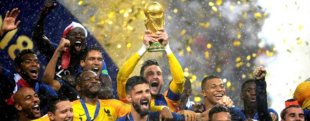 Coupe du monde : Et si le sacre des Bleus relançait la question de l'intégration des noirs en France