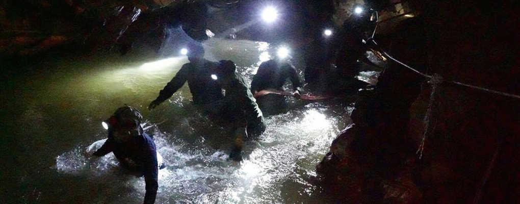 Usa : Hollywood s'intéresse à l'histoire des jeunes thaïlandais bloqués dans la grotte