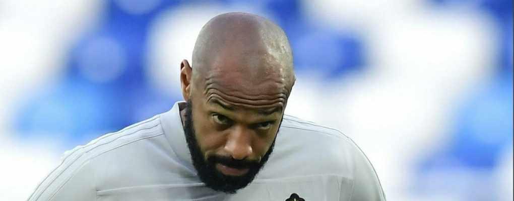 France # Belgique :  Patrick Vieira s'inquiète de la présence de Thierry Henry en Belgique