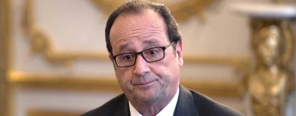 France : François Hollande candidat en 2022, blague ou annonce