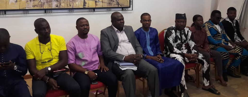 Bénin : Léonce Houngbadji et consorts créent le Pôle Unifié des Jeunes de l'Opposition (déclaration)