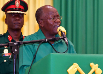Président Magufuli - Photo : Stringer / AP