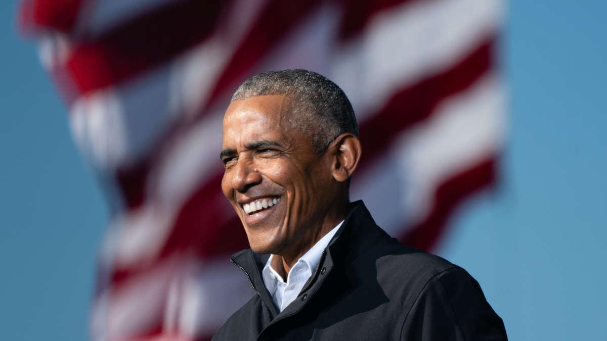 Barack Obama ( AFP / Elijah Nouvelage)