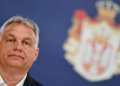 Viktor Orban  — © ANDREJ ISAKOVIC/AFP