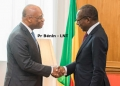 Le président de la commission de la Cedeao Jean Claude Brou adresse ses félicitations à Talon