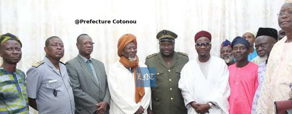 Bénin – Délocalisation d'une mosquée érigée sur la plage : Toboula rencontre les fidèles musulmans