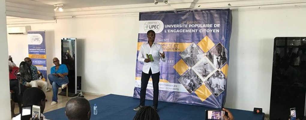 Université populaire de l'engagement citoyen 2018 : Dakar, capitale  des mouvements citoyens d'Afrique