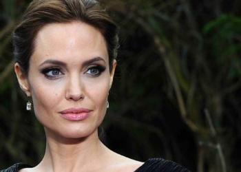 Angelina Jolie (Photo de ANTHONY HARVEY/GETTY IMAGES)