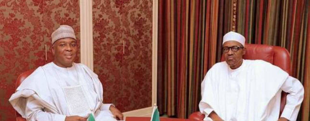 Présidentielle au Nigéria : Saraki va défier Buhari avec l'aide de Goodluck Jonathan