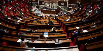 Assemblée nationale française (Photo de CHRISTOPHE ARCHAMBAULT POOL/AFP)