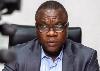 Jacques Ayadji (Photo : Présidence de la République)