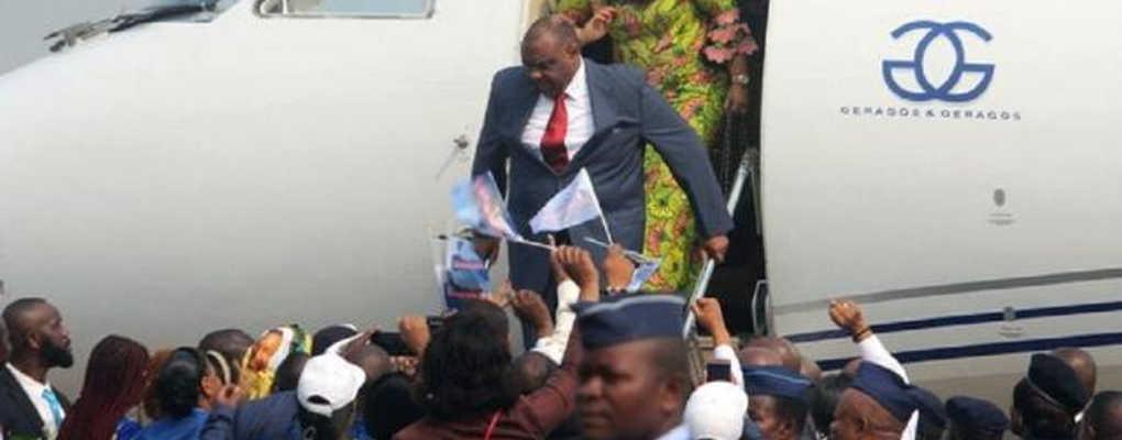RDC : Retour de Jean-Pierre Bemba sous fond de troubles