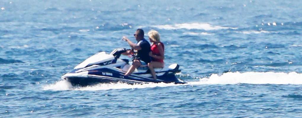 France : quand Brigitte Macron s'amuse en vacances