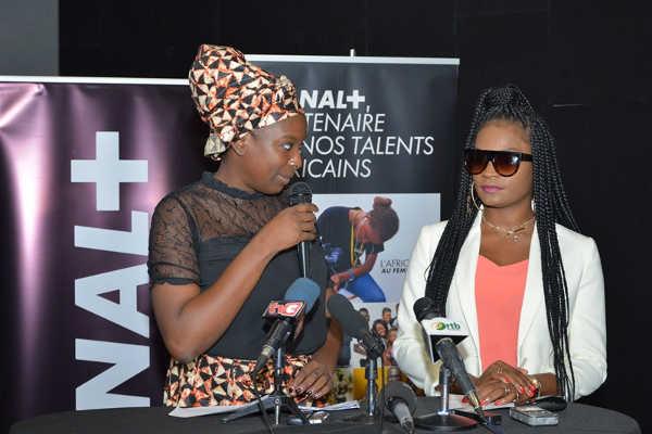 Afoussat Salifou-Traoré & Queen Fumi