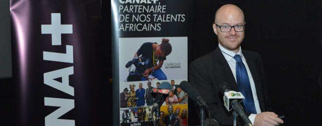 Jonathan LETT, DG de CANAL+Bénin